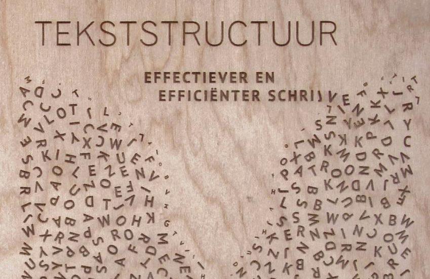 tekststructuur van Freerk Teunissen